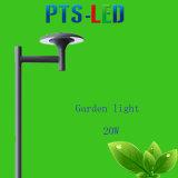 2017 luz ao ar livre unilateral do jardim do diodo emissor de luz da venda quente 20W