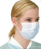 Nicht gesponnene Wegwerfgesichtsmaske-chirurgische Gesichtsschablone