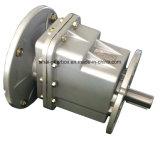 Motor helicoidal da caixa de engrenagens da caixa de engrenagens do motor helicoidal coaxial da engrenagem