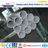 Decoração Usado 304 316 Varanda Corrimão Tubo de aço inoxidável
