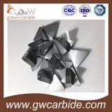 Покрытие CVD PVD вставок карбида Indexable поворачивая филируя
