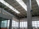 Estructura de acero prefabricada grande y moderna