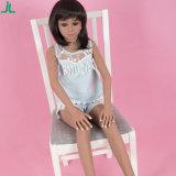 128 Cmの適性の女の子の実質の性の人形の人のための完全なシリコーン愛人形の性のおもちゃ