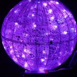 Bola do Natal de LED ao ar livre de Fábrica