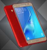 Choque ultra delgado de las Anti-Huellas digitales y caja posterior resistente del rasguño para Samsung J7