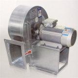Ventilatore centrifugo industriale dell'acciaio inossidabile Dz75
