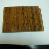 Horizontal carbonizado suelo de bambú sólido
