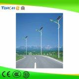 Prezzo di fabbrica solare dell'indicatore luminoso di via di prezzi di fabbrica di fabbricazione 40W LED di qualità