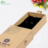 Коробки коробок подарка Jewellery бумажные упаковывая (KG-PX056)
