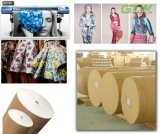 "63 ""/ 64"" / 72 ""/ 74"" Jumbo Roll Fast Dry 100GSM Colorant Sublimation Papier pour Impression Sportswear"