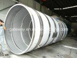 직업적인 제조 스테인리스 큰 용접된 관