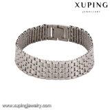 Armband-34 de Juwelen van de manier koelen Geen Armband van het Roestvrij staal van de Steen Eenvoudige Grote