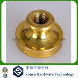 Processando o giro fazendo à máquina do CNC do bronze da elevada precisão/peças giradas