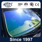 Matiz em mudança da cor solar quente da película do indicador de carro do Chameleon da venda