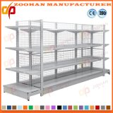 최상 금속 진열대 저장 선반설치 슈퍼마켓 선반 (Zhs141)