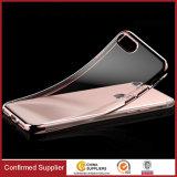 Chegada nova caixa chapeada do telefone de TPU para o caso do iPhone 7