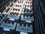 transformateur d'alimentation 11kv immergé dans l'huile