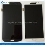 Affissione a cristalli liquidi del telefono mobile dell'Assemblea del convertitore analogico/digitale dell'affissione a cristalli liquidi I9200 per Samsung I9200