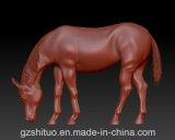 Il cavallo della scultura, clienti può personalizzare il materiale ed il formato di Sculpture, Our Company si specializza nella produzione della scultura del metallo