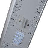 Calle 40W Solar LED de luz de alta calidad de 2 años de garantía Bridgelux Conductor