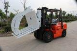 Acessório do Forklift que inclina a braçadeira para 3.5ton o Forklift automático Diesel, bom preço à saída da fábrica