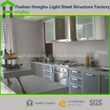 Prefabrictedの低価格の容器の家によってカスタマイズされるデザイン