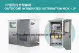 IP impermeabile esterno casella integrata/completa di 56 dell'acciaio inossidabile Jp-04 di distribuzione con la funzione della compensazione/controllo/terminale/lampo