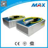 Grabador plástico del laser de la fibra del grabado del pequeño metal de la potencia 5W-100W Q-Switced