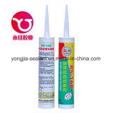 Sealant силикона конкурентоспособной цены стеклянный слипчивый прозрачный (RS-168)
