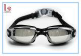 Uso de la natación y vidrios adultos materiales de la natación de las lentes de la PC