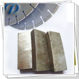 Le diamant usine le segment de découpage de diamant de la Chine de fournisseur pour l'usine en pierre