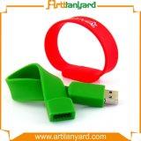 USB promocional del diseño del cliente de la manera
