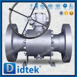 Verminderde Didtek API 6D droeg A105n smeedde de Kogelklep van 3 PCs
