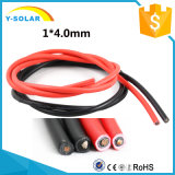 Conector de cable solar de Mc4X4mm2 600/1000V/2000V UL&TUV Certifiction R&B