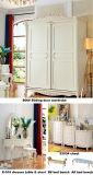 Mobiliário novo em madeira de madeira Mobiliário de quarto de estilo clássico (9023)