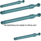 A máquina escavadora do Jcb Js70 Js110 parte o crescimento do cilindro da cubeta do cilindro hidráulico/cilindro hidráulicos do braço
