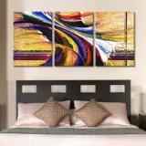 Bester verkaufender Hauptdekoration-Baumwollsegeltuch-Farbanstrich für Wohnzimmer