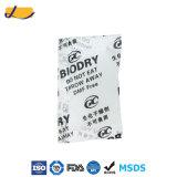 Paquet Bio Dry dessiccant pour l'usine de vêtement de l'Inde