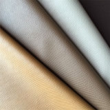 Мягкая кожа PU синтетики для куртки Hw-1460 повелительниц