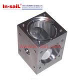 Services de usinage en acier Chine de commande numérique par ordinateur d'acier inoxydable en métal de constructeur
