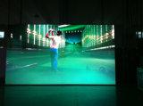 P8 pantalla al aire libre del alquiler LED con la cabina de 640m m