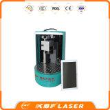 Neue Faser-Laser-Markierungs-Maschine des Entwurfs-20W bewegliche für elektronische Produkte
