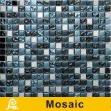 mozaïek van het Kristal van de Mengeling van de Steen van 8mm het Glanzende voor Reeks van de Steen van de Decoratie van de Muur de Scherpe (Scherpe Steen 01/02/03/04)