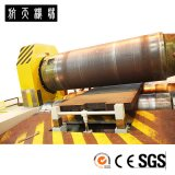 Pleins hydrauliques Trois-Roulent la machine de roulement de dépliement de Rolls W11xa