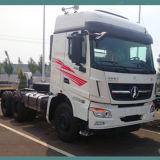 판매를 위한 Beiben 또는 북쪽 벤츠 대형 트럭 6X4 10 바퀴 트랙터 트럭 트레일러 헤드