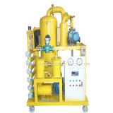 Planta de purificação de óleo dielétrico usada com vácuo duplo altamente preciso (ZYD)
