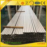 Aluminiumfabrik-Zoll alle Arten anodisierte industrielle Aluminiumprofile