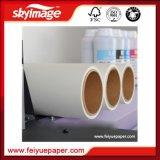 roulis anticourbure de papier de transfert de sublimation du roulis enorme 57GSM de 1.6m (63inch)