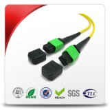 2.0m Patch Cord LC / Sc / FC / St / Mu / MTRJ Simplex Duplex Multimode Om3 Cordon à fibre optique