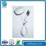 Connettore maschio combinato bianco dell'antenna SMA del montaggio GPS+GSM della vite di alloggiamento